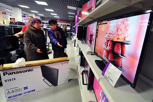 Россияне пытаются перепродать купленные на фоне роста валют товары