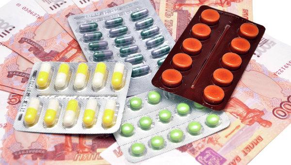Медведев предупредил о росте цен на лекарства в 2015 году на 20%