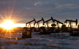 Падающие цены на нефть вновь обрушили рубль