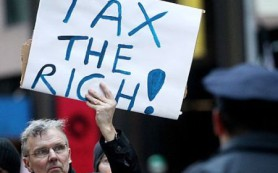 В Госдуме предложили ввести налог для богатых