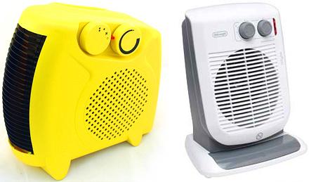 Как необходимо выбирать тепловентиляторы