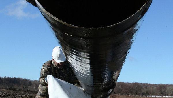Минэнерго РФ подготовит постановление по нефтепроводу Куюмба-Тайшет