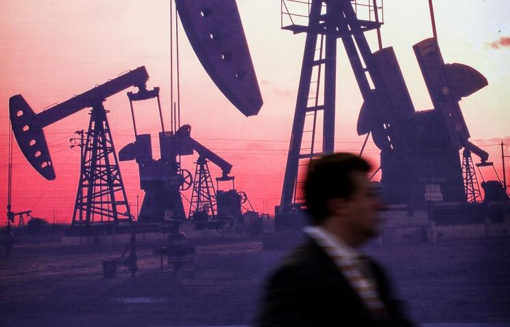 Стоимость барреля нефти Brent упала ниже $59