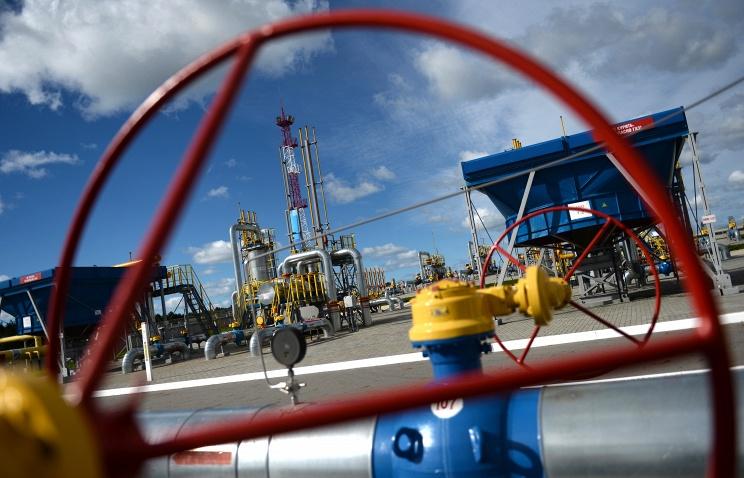 Украина прекратила отбор газа из хранилищ