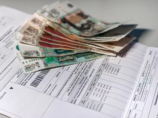 Государство передаст банкам информацию о неоплаченных коммунальных долгах