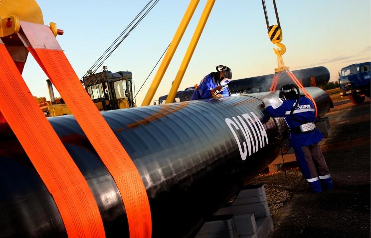 «Газпром» оценивает строительство «Силы Сибири» в 799,9 млрд рублей