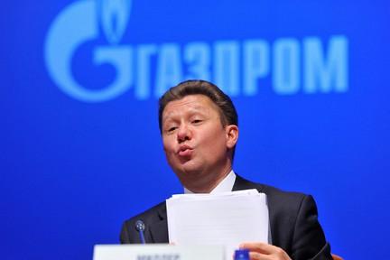 «Газпром» раскрыл европейские карты