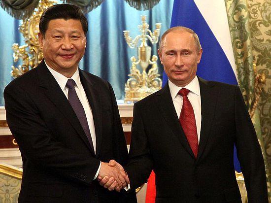 Россия и Китай вложились в крупные проекты