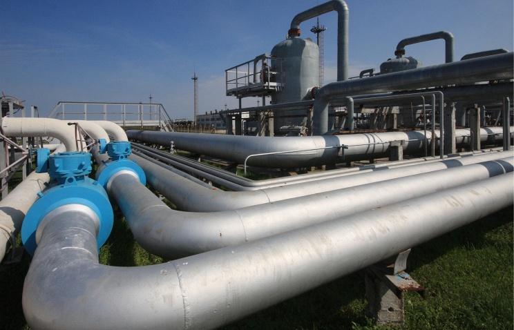 Газопровод в Крым начнут строить в 2016 году