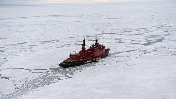 Россия будет добывать больше половины арктической нефти и газа