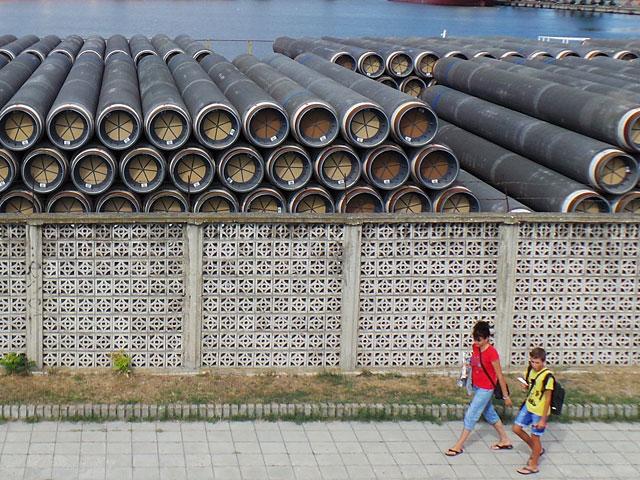«Газпром» расторгает контракт с итальянским подрядчиком «Турецкого потока»