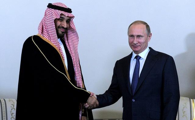 Саудовская Аравия инвестирует $10 млрд в российские проекты