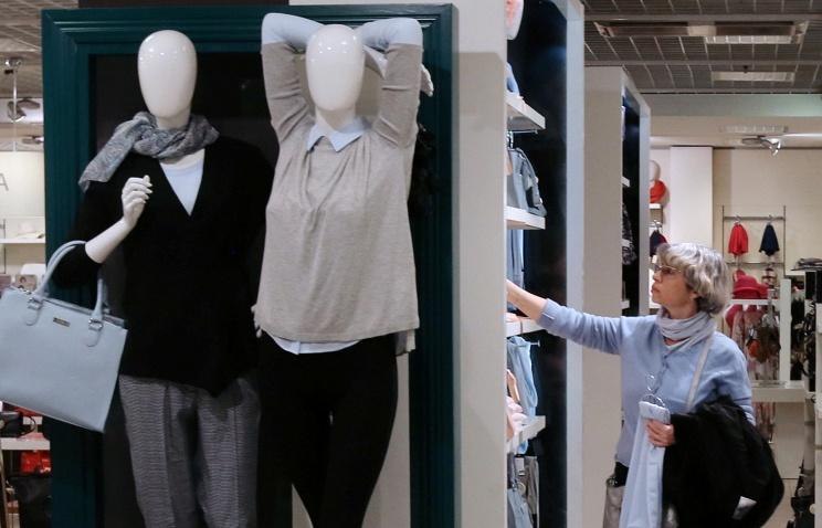 Росстат: оборот розничной торговли в РФ в первом полугодии снизился на 8%