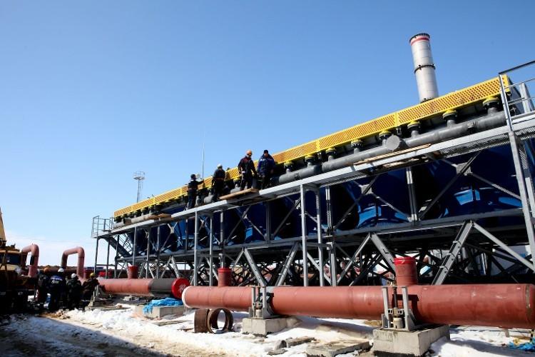 Украина прекратила закупки газа у «Газпрома»