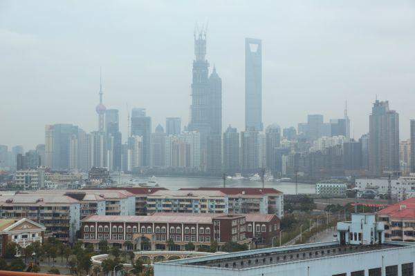 Новый банк развития БРИКС официально открыли в Шанхае