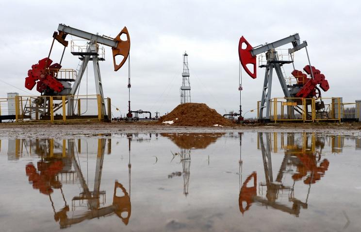Цена нефти сорта WTI упала в Нью-Йорке до самого низкого уровня за шесть лет
