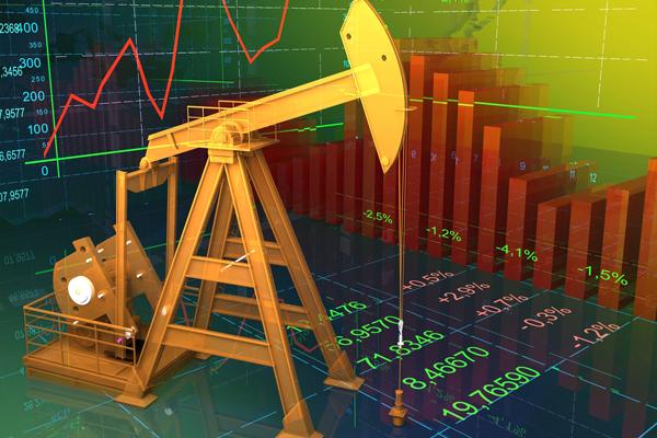 Цены на нефть приблизились к 50 долларам за баррель