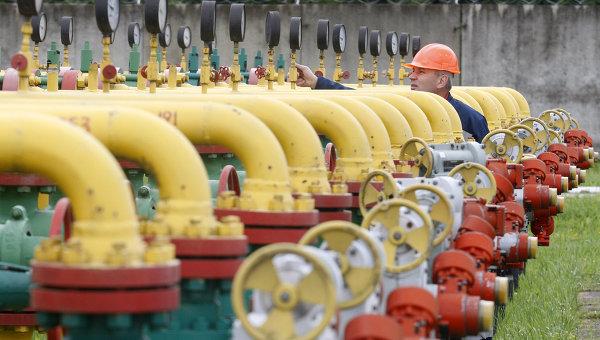 «Газпром» не исключил проблем с транзитом газа в Европу зимой