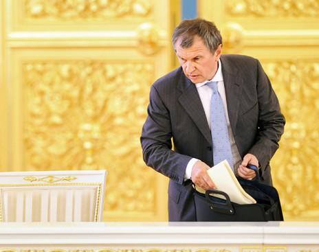 Сечин признал невозможным вступление России в ОПЕК