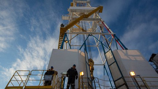 Добыча газа в России за 8 месяцев снизилась на 6,3%