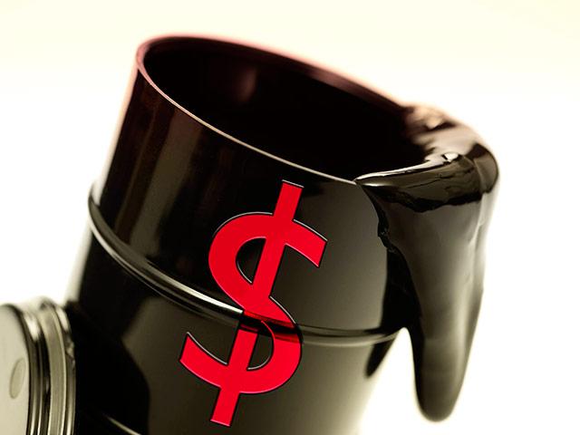 Стоимость барреля нефти Brent упала ниже 49 долларов