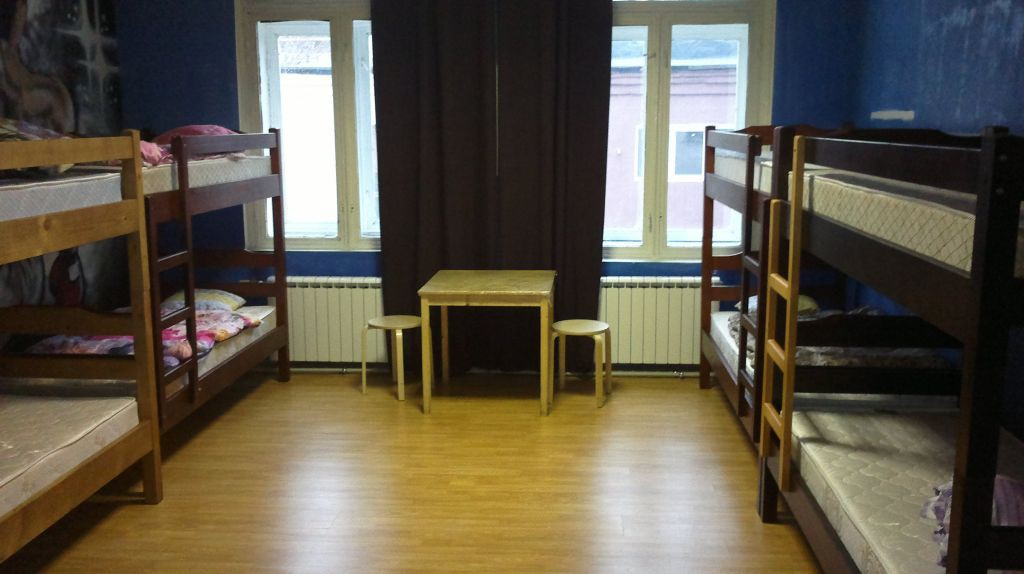 Общежитие (хостел)