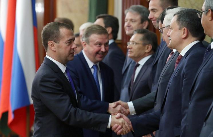 Медведев: у РФ и Белоруссии нет никаких противоречий в области таможенного регулирования