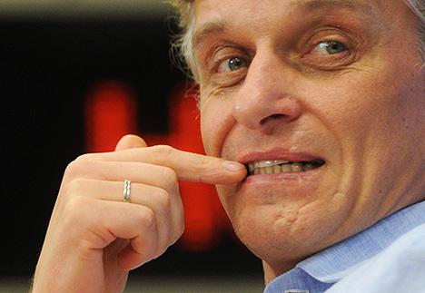 Олег Тиньков готов купить «Рокетбанк» за 1 млн долларов и назначить CEO своего сына