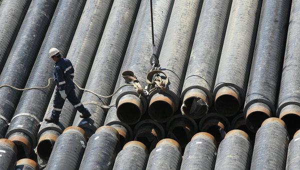 Россия выделила 3 млрд рублей на газопровод Краснодарский край-Крым