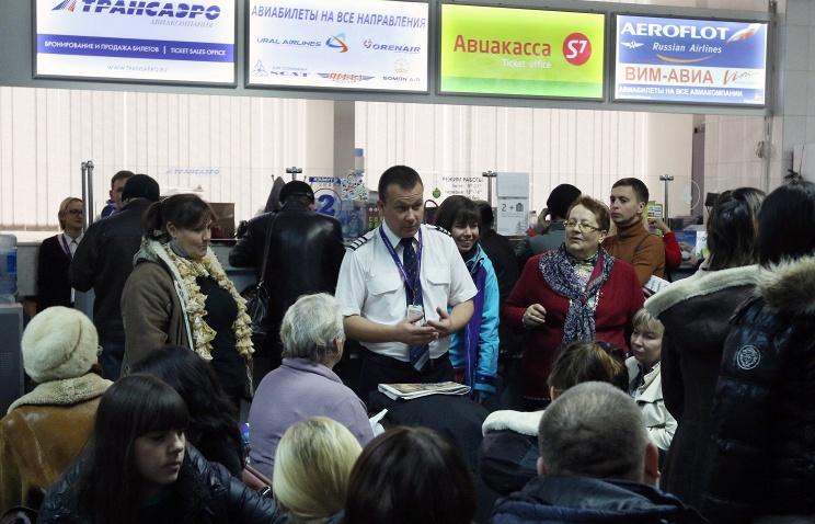Роспотребнадзор открыл горячую линию для клиентов «Трансаэро»