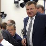 """Сердюков назначен индустриальным директором по авиапрому в """"Ростехе"""""""