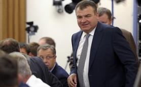 Сердюков назначен индустриальным директором по авиапрому в «Ростехе»