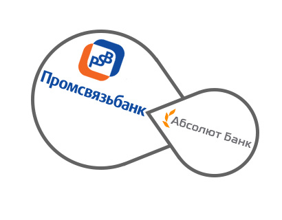 Владельцы Промсвязьбанка начали переговоры о приобретении Абсолют Банка