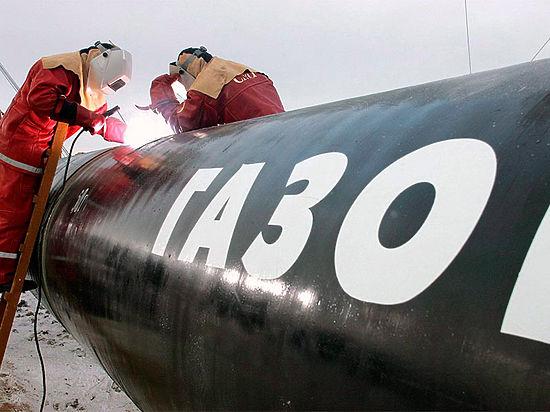 Россия будет поставлять в Китай 100 млрд кубометров газа в год