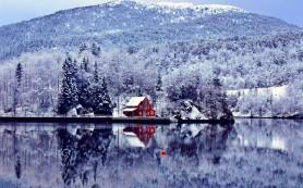 Зимняя Норвегия