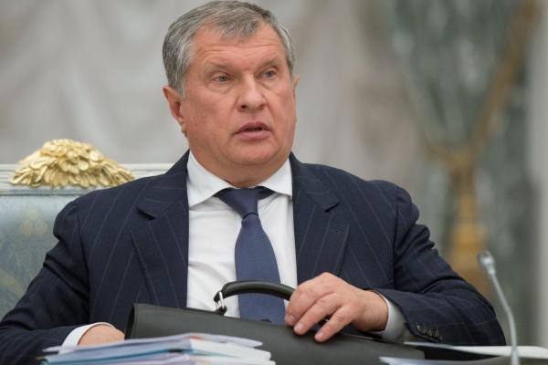 Игорь Сечин предложил Японии войти в добывающие проекты «Роснефти