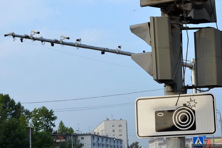 Камеры будут фиксировать новое нарушение