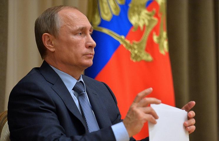 Путин подписал указ о введении в действие плана обороны РФ на 2016-2020 годы