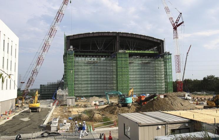 Япония рассчитывает на помощь РФ в ликвидации последствий аварии на АЭС «Фукусима-1»