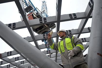 Правительство выделит 30 миллиардов рублей на поддержку строительной отрасли