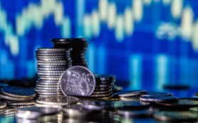 Дефицит федерального бюджета РФ в январе-ноябре составил 957,389 млрд рублей