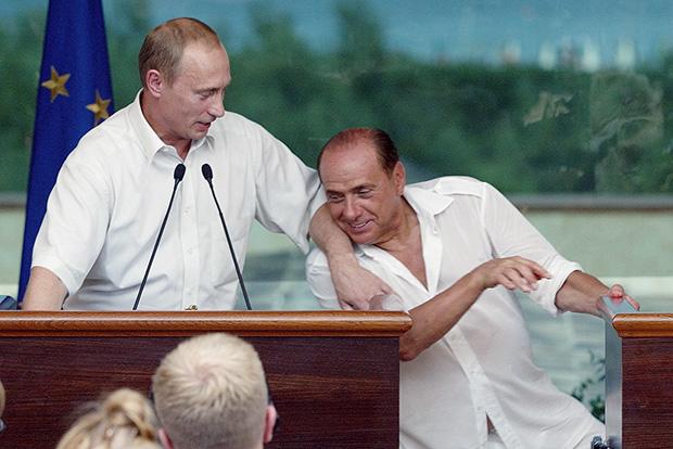Путин: отношения G8 с Россией должны строиться по любви