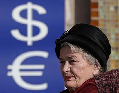 Курс доллара превысил 78 рублей на открытии биржевых торгов