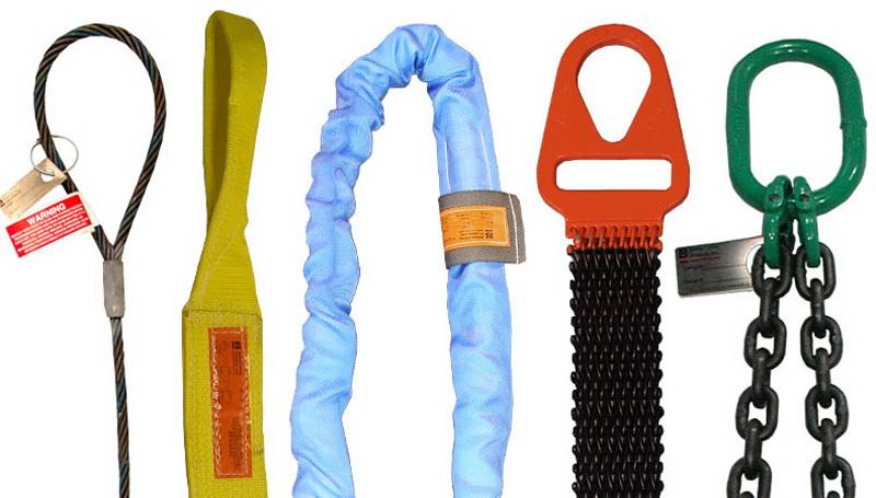 Особенности использования разных видов строп