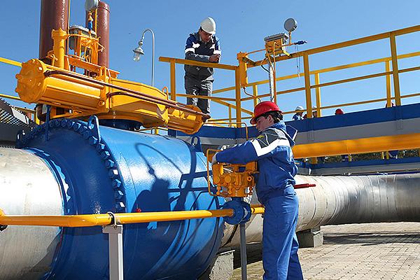 Российский газ незаконно осел на Украине