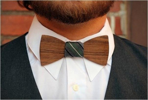 Какие существуют разновидности галстука-бабочки?