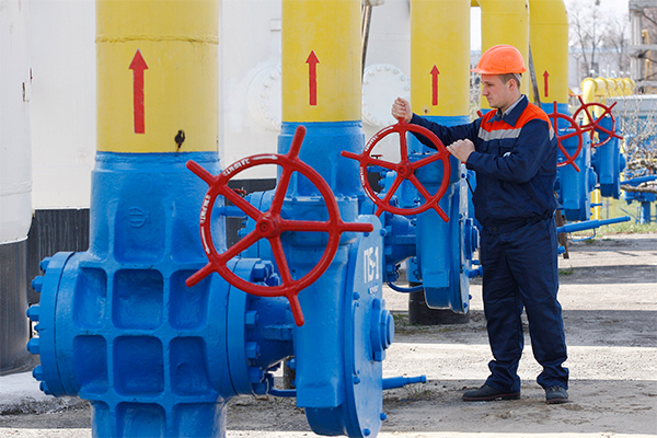 США заинтересовались украинским газом