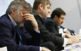 Зампред ВЭБа: пенсионные накопления россиян могут заморозить и в 2017 году