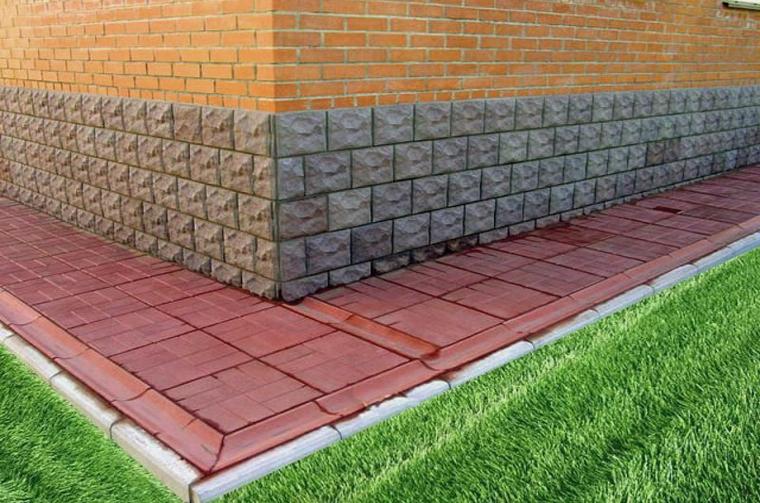 Тротуарная плитка – универсальный материал для мощения дорог