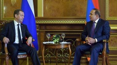 Россия пошла навстречу Армении по цене на газ